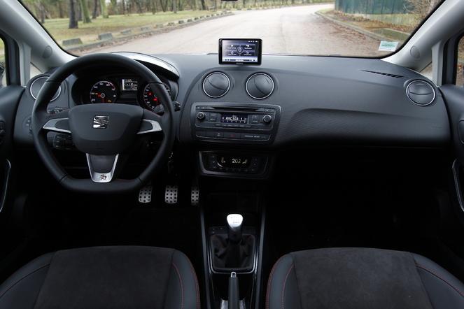 Essai - Seat Ibiza 1.4 TSI ACT 140 ch : attachante