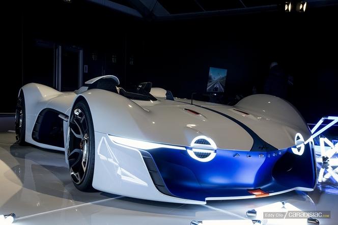 Alpine dévoilera un nouveau concept aux 24 heures du Mans