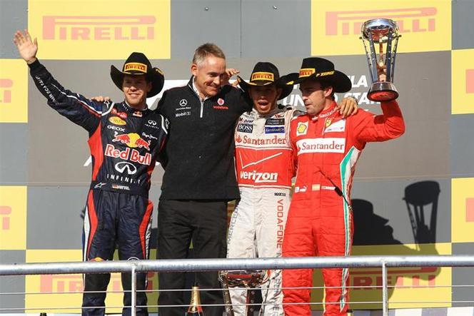 F1 GP des USA : Lewis Hamilton plus fort que les cadors