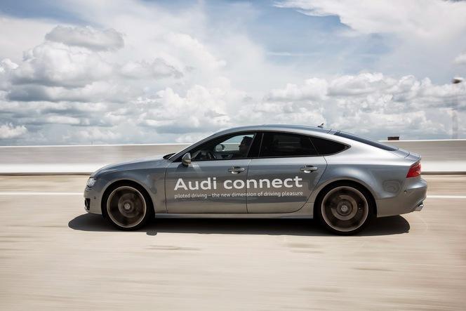 """Rupert Stadler (Audi) : """"le comportement dynamique des autos va devenir moins important"""""""