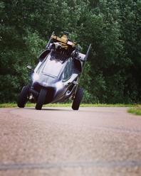 La voiture volante, c'est pour maintenant (enfin presque…)