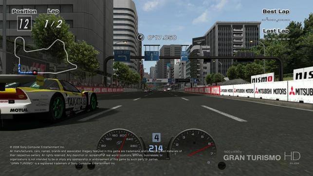 Gran Turismo HD Classic sortira en 2007 sur PS3 à ... 750€ ?!