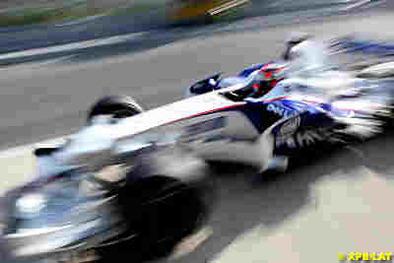 """Formule 1 - BMW: """"La voiture est instable"""""""