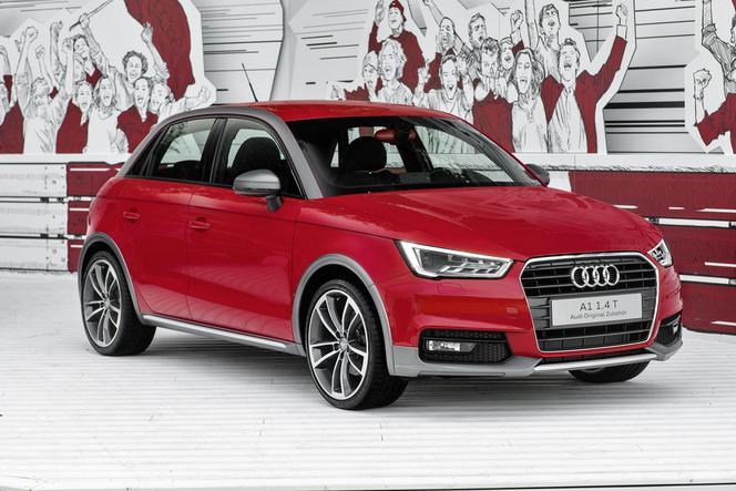 Wörthersee 2015 : Audi A1 Active Pack, un look urbain assumé