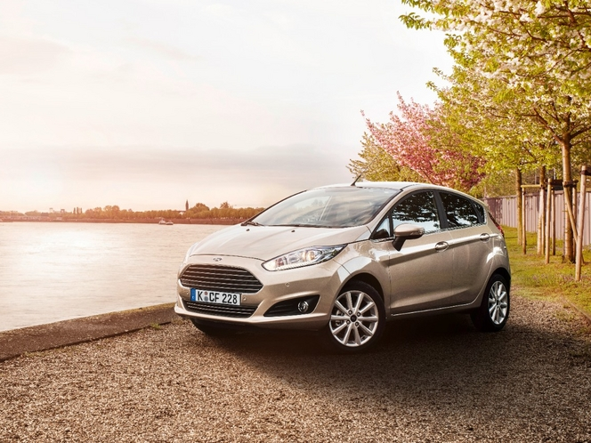 La Ford Fiesta évolue en 2015
