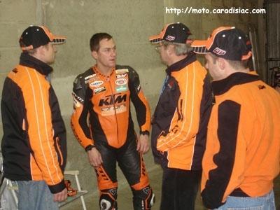 Interview : Philippe Donischal, pilote de la RC8 en Superbike Français