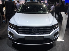 Volkswagen T-Roc : les premières images en live - Salon de Francfort 2017