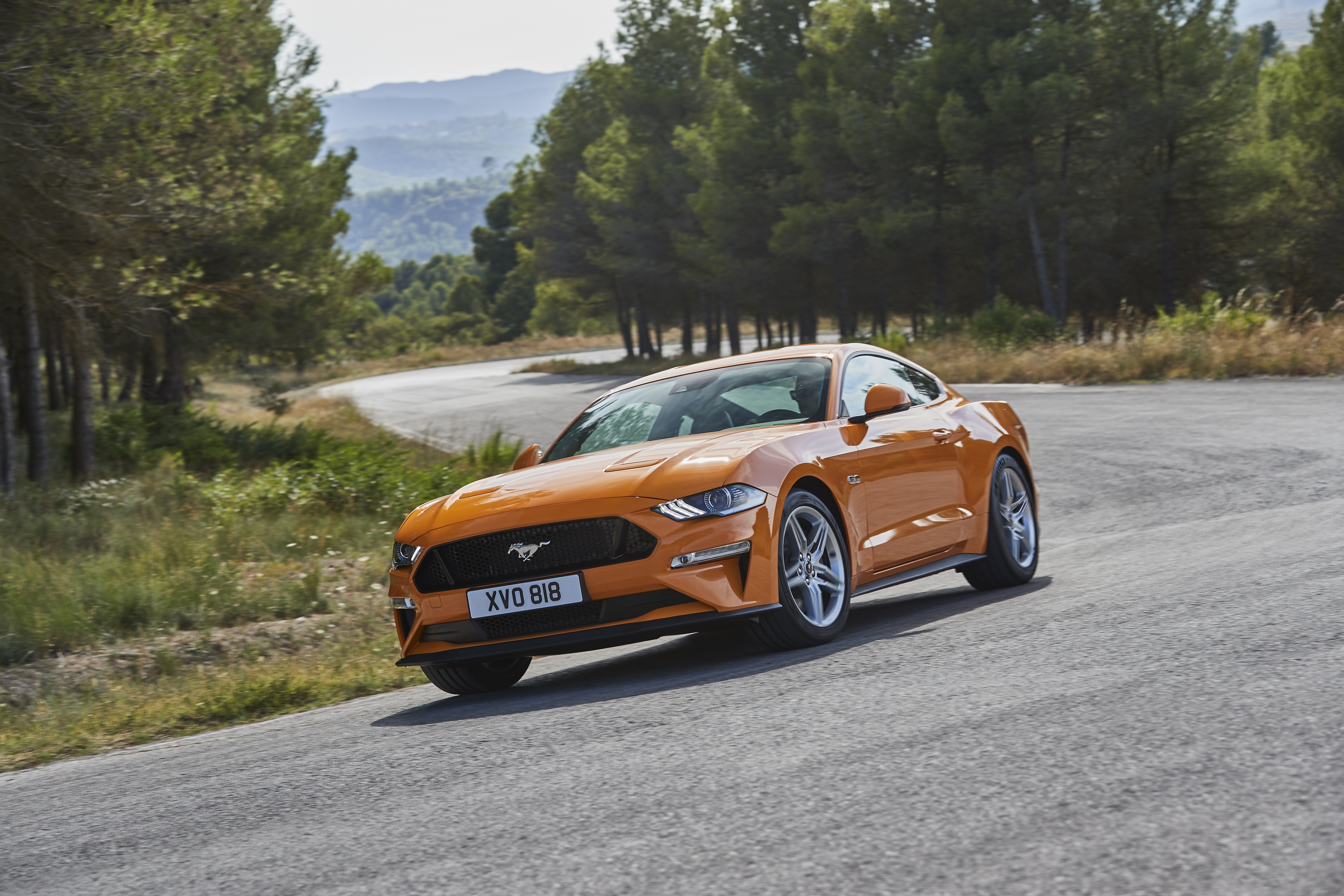 Ford booste sa Mustang à Francfort