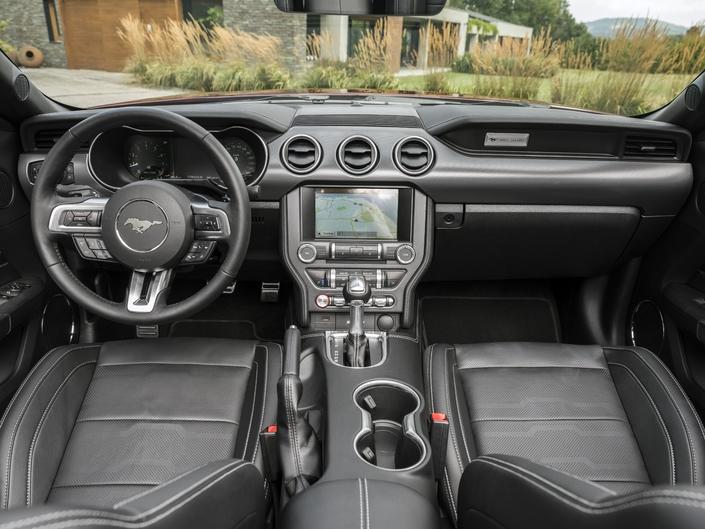 Salon de Francfort 2017 - Ford Mustang restylée : plus européenne que jamais