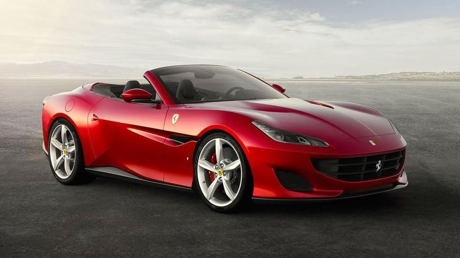 Arme de séduction massive — Ferrari Portofino