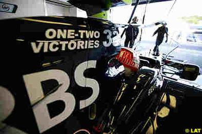 """Formule 1 - Williams: """"Nous ne sommes peut être pas mal"""""""