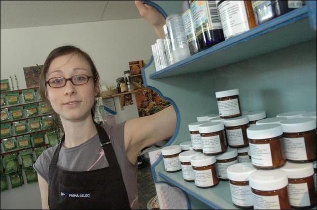 Portrait : une commerçante canadienne Super Ecolo !