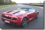 Essai - Lamborghini Gallardo Spyder : la symphonie du taureau