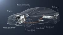 Mêmes moteurs thermique et électrique mais une plus grosse batterie.