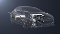 La Prius hybride rechargeable est très proche mécaniquement de l'hybride.