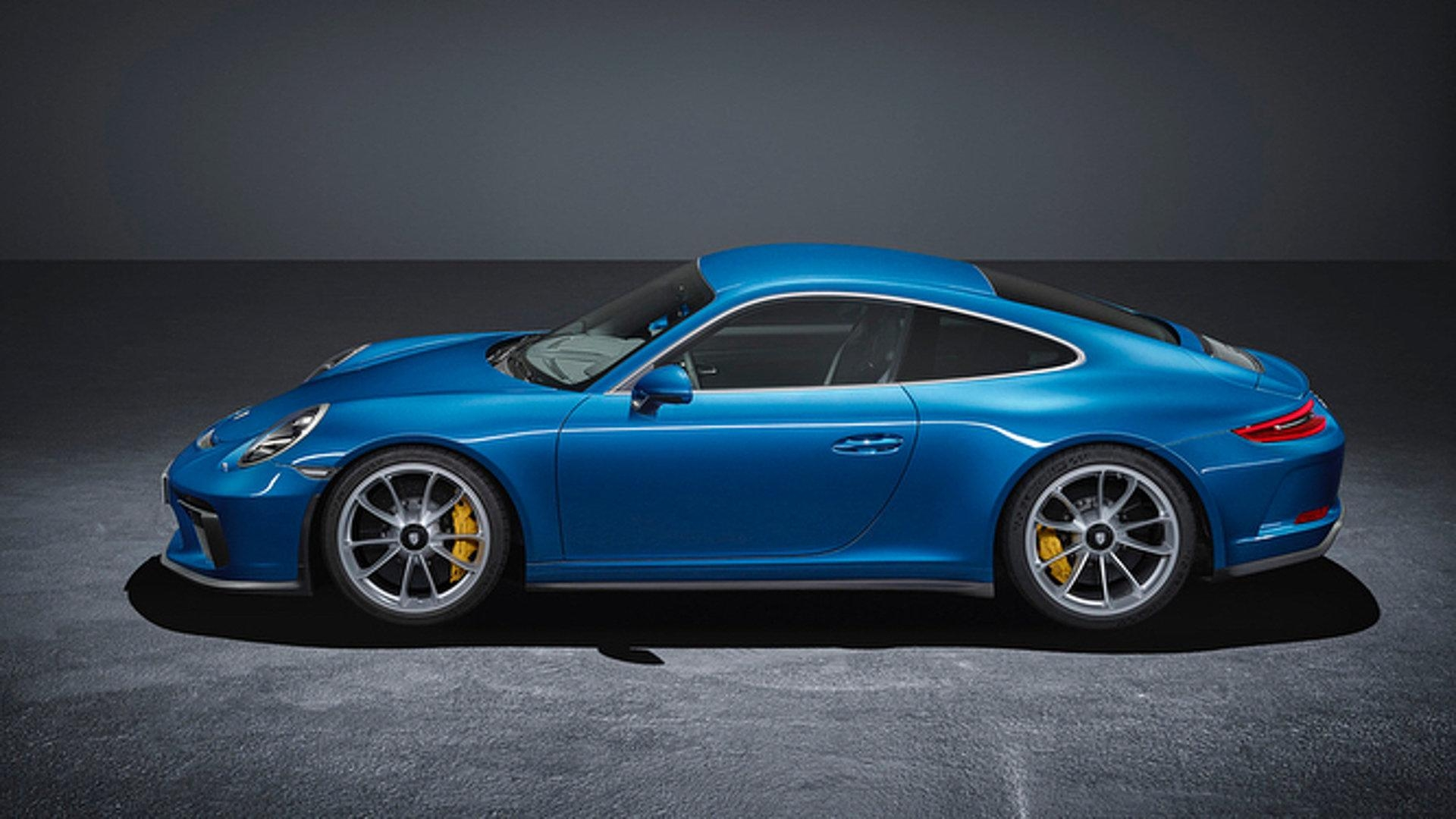 Porsche dévoile sa 911 GT3 Touring Package