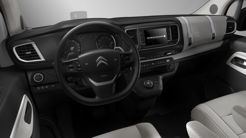 Citroën présente son SpaceTourer 4x4 Ë concept