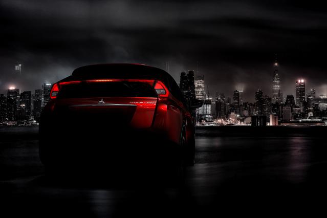 Salon de Genève 2017 - Mitsubishi dévoile le nom de son nouveau SUV: Eclipse Cross