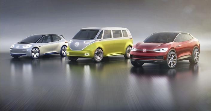 Le groupe Volkswagen prévoit de lancer 80 véhicules électrifiés d'ici 2025