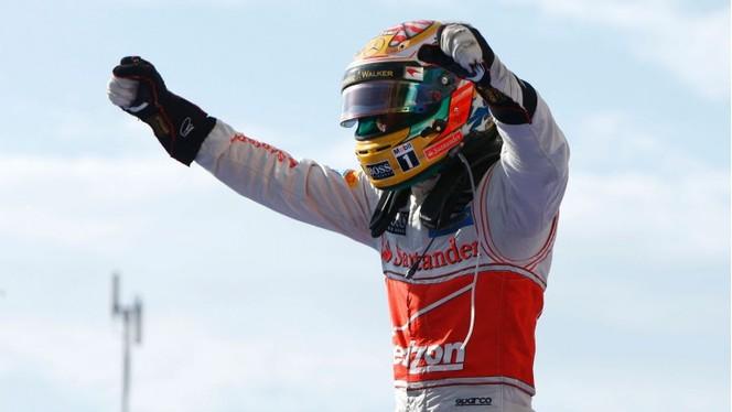 F1 - Le casque de Hamilton crée la polémique