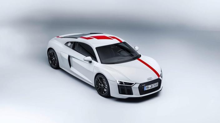 Salon de Francfort 2017 : Audi dévoile la R8 V10 RWS