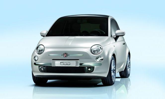 Fiat 500: un million d'exemplaires produits