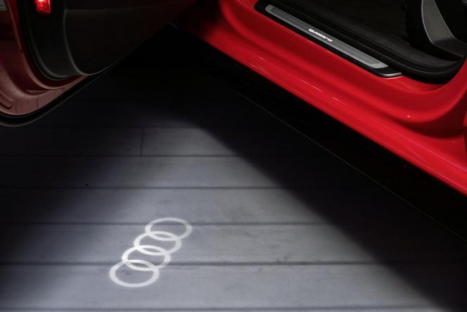 Wörthersee 2015 : Audi A3 berline pack Style, musculature légère