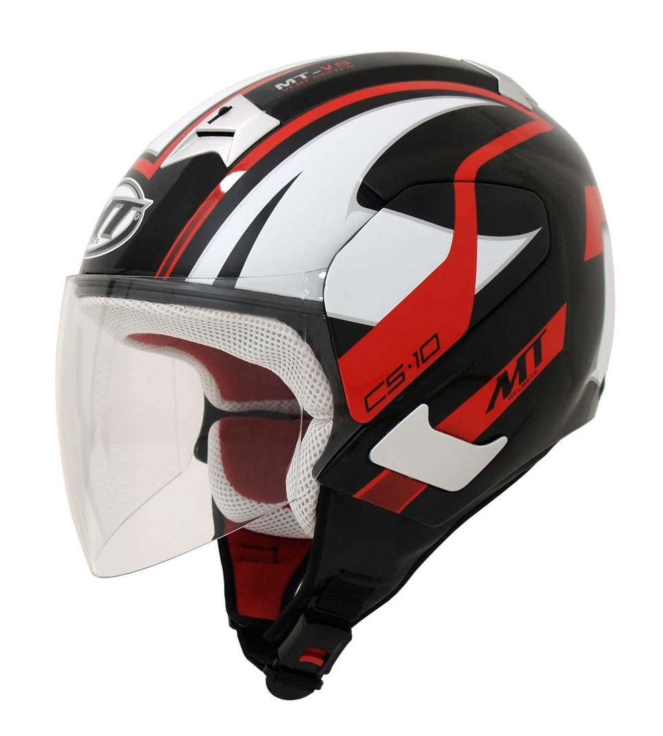 Casque Jet : MT Helmets City Seven CS 10