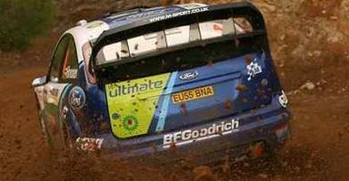 WRC Turquie D.2: Grönholm en roue libre