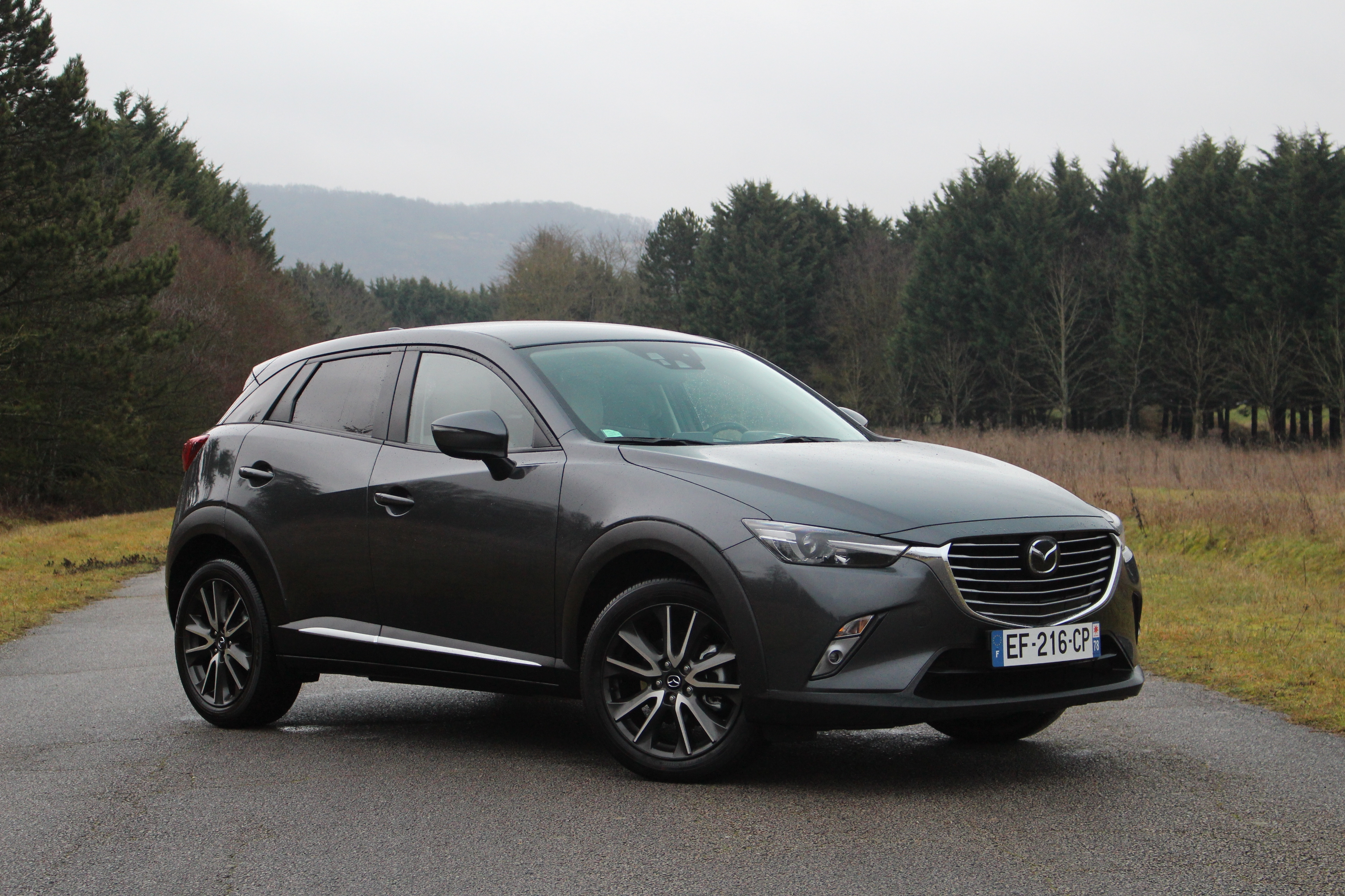 mazda cx img comprehensive review