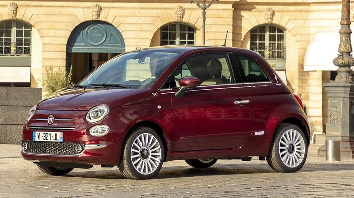 Fiat 500 Une Serie Speciale Repetto
