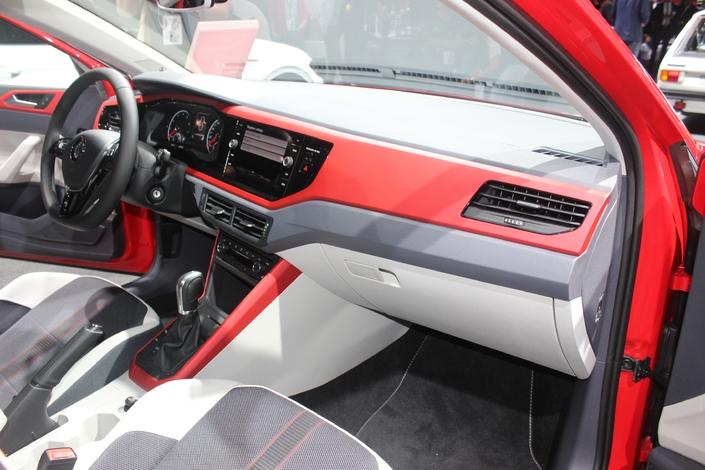 Volkswagen Polo : la grenouille devenue bœuf - Vidéo en direct du salon de Francfort 2017