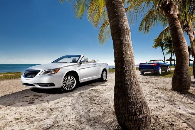 La Chrysler 200 cabriolet n'existera plus. Adieu Lancia Flavia