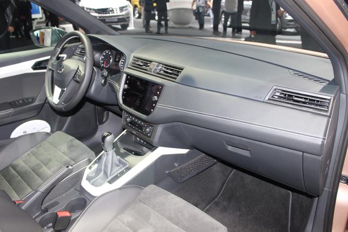 Seat Arona : SUVmotion ? - Vidéo en direct du salon de Francfort 2017