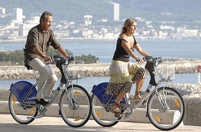 Le Vélo à Marseille : le système de location de vélo en libre rencontre le succès
