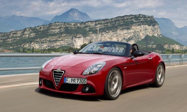 Le 1.4l Abarth pour le futur roadster Alfa Romeo ?