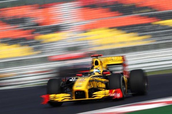 F1 GP de Corée - Libres 1 & 2 : Webber mène la meute