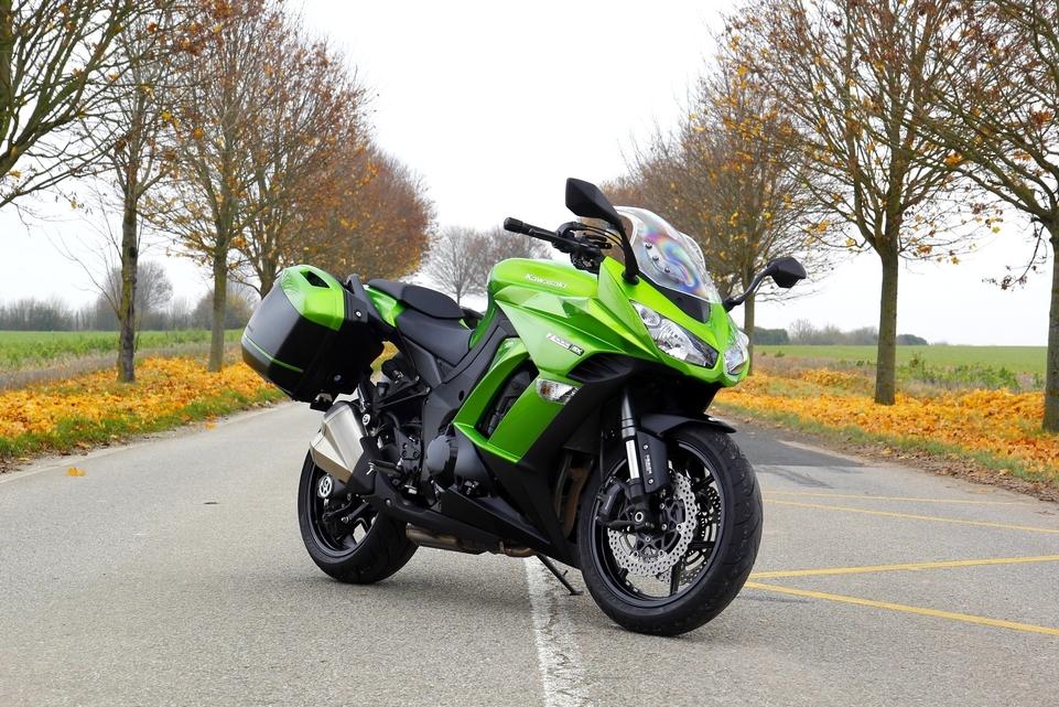 Essai Kawasaki Z1000SX 2014 : Le Sport-GT parfait ?
