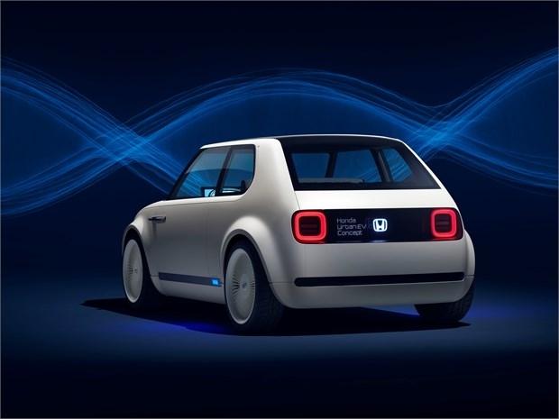 Honda Urban EV Concept : le concept électrique qui arrivera d'ici 2 ans