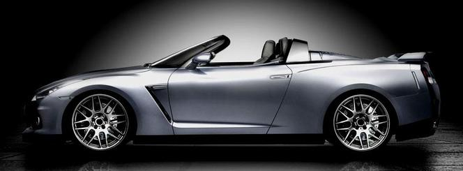 Nissan GT-R Convertible par NCE : pourquoi pas ?