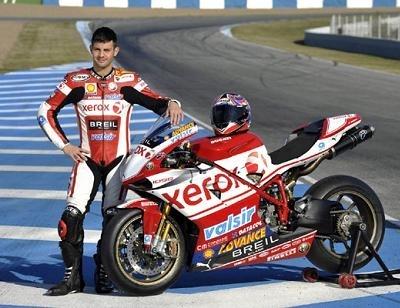 Superbike - Valence: Ducati change la déco et n'espère pas changer de poids