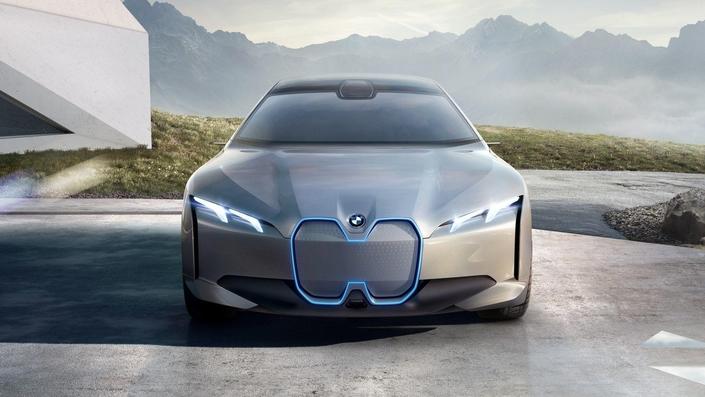 Salon de Francfort 2017 : BMW dévoile le concept i Vision Dynamics