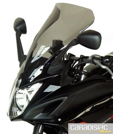 Bullster : deux visages pour la Yamaha XJ6-F.