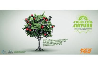 Motor Show de Bologne 2007 : l'écologie en force et en douceur !
