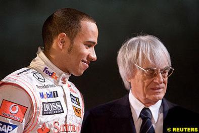 """Formule 1 - """"Racing against Racism"""": Soutien de toutes les écuries, Ecclestone dubitatif"""