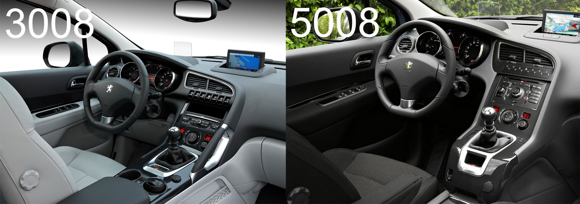Peugeot 3008 5008 for Interieur 3008 allure