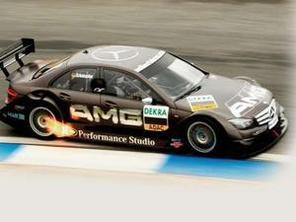 DTM: Ralf avec Mercedes