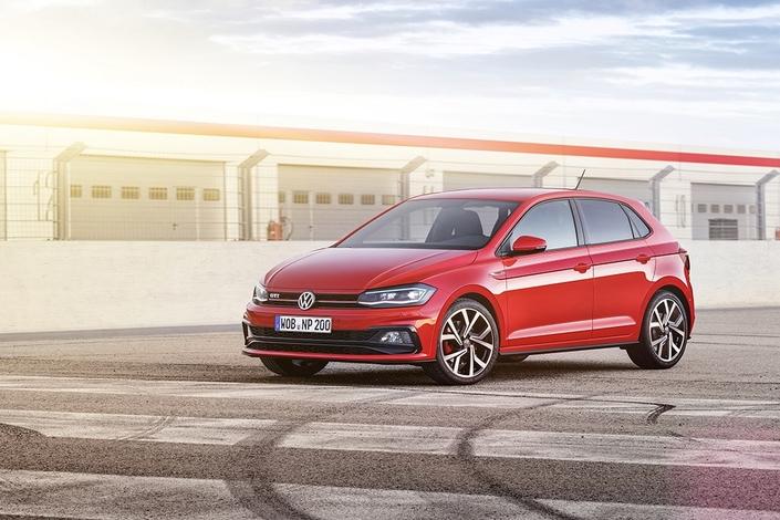 Salon de Francfort 2017 : Volkswagen dévoile la Polo GTI