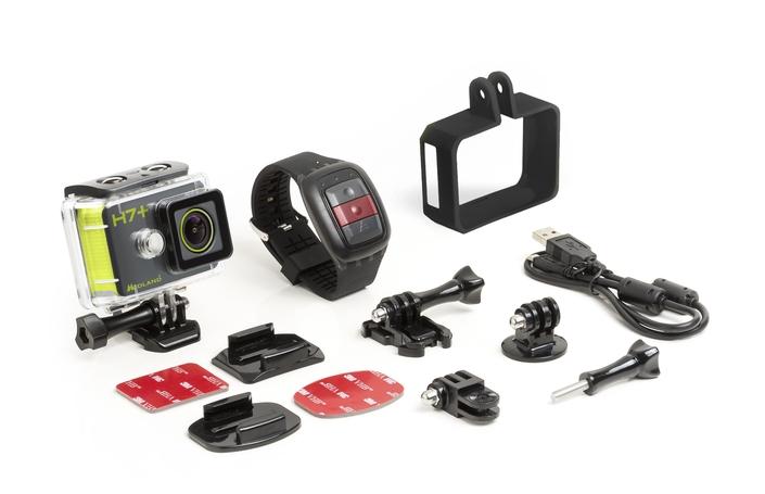 Midland: caméra H7+... pour en faire plus