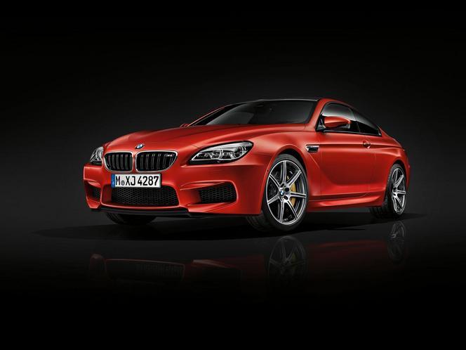 BMW muscle la M6 avec le pack Compétition
